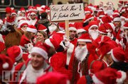 Santa's Naughty or Nice Charity Pub Crawl