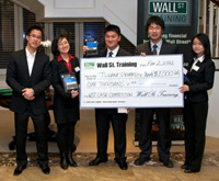 Wall St. Training Competition